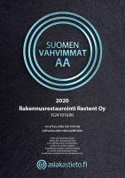 AA Rakennusrestaurointi Restent Oy